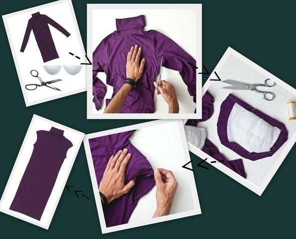3000のアイデアが古いからスタイリッシュへの服を服を着る。画像番号25。