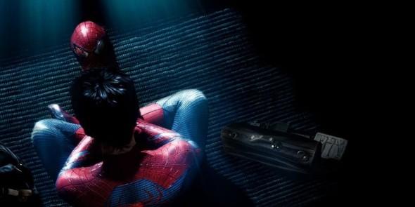 Новые фото и сайт перезапущенного «Человека-паука» — Look ...