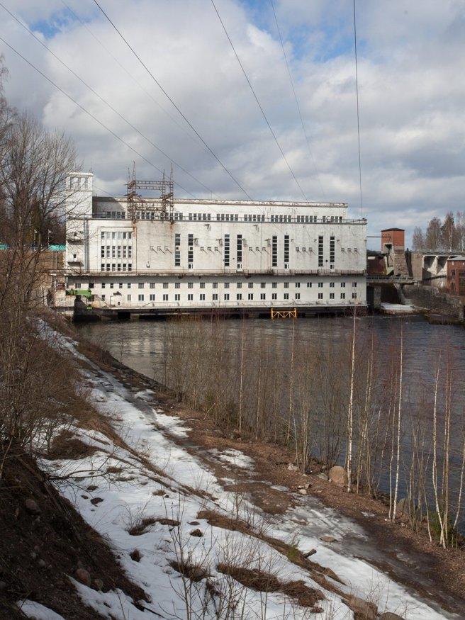 На берегу Светогорской ГЭС. Изображение № 19.