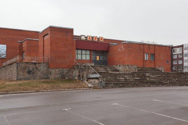 Закрытый кинотеатр «Заря». Изображение № 10.