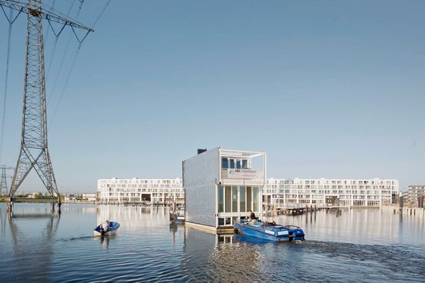 Фото: Marcel van der Burg / Archdaily.com. Изображение №8.