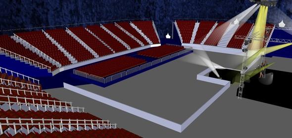В «Олимпийском» открывают вторую концертную площадку — The ...