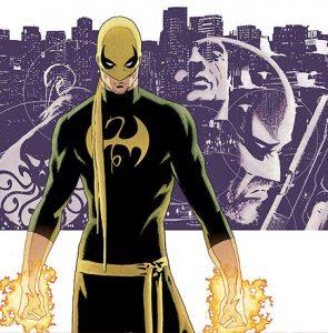 Comic Book Iron Fist