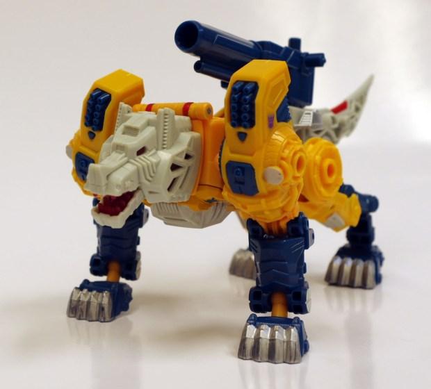 Titans Return Weirdwolf Wolfwire