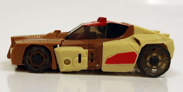 Titans Return Chromedome