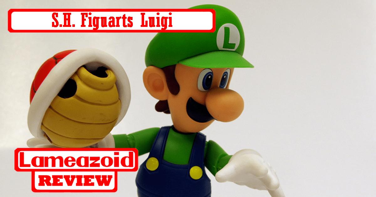 S.H.Figuarts Luigi