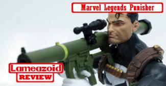 {Punisher - Marvel Legends - Walgreens