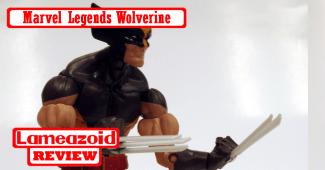 Wolverine - Marvel Legends - Juggernaut Wave