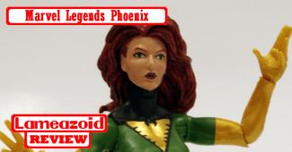 Phoenix - Marvel Legends - Jean Grey - Juggernaut Wave