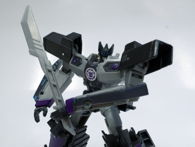Transformers Robots In Disguise Megatronus (TRU Version)