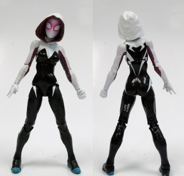 Marvel Legends Spider Gwen