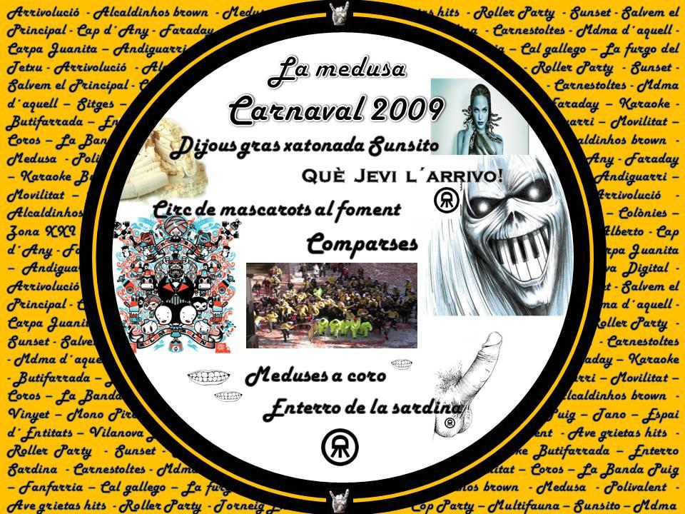 Programa de Carnaval 2009