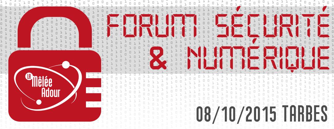 Forum sécurité et numérique