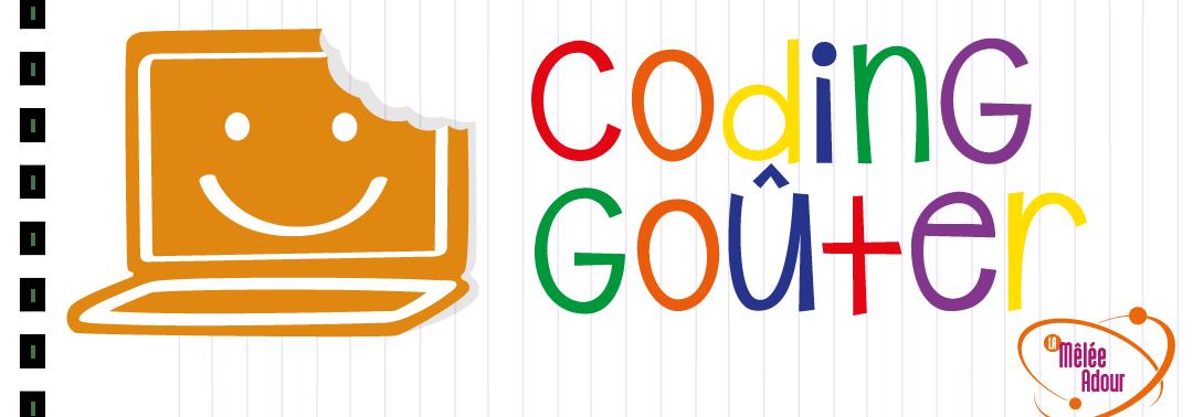 Coding Goûter : le code pour les enfants – 4 juillet 2018