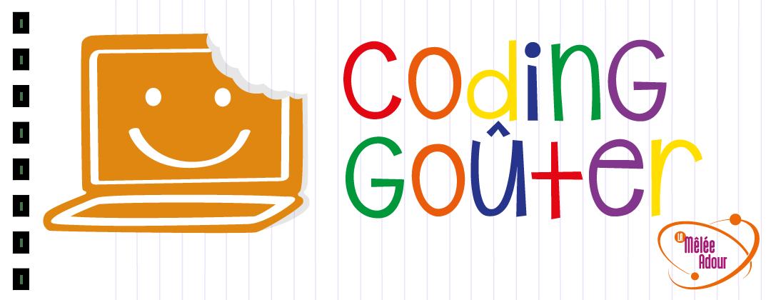 Coding Goûter : le code pour les enfants