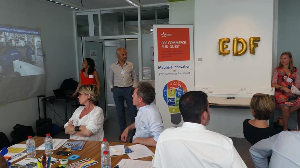 Presentation matinale EDF