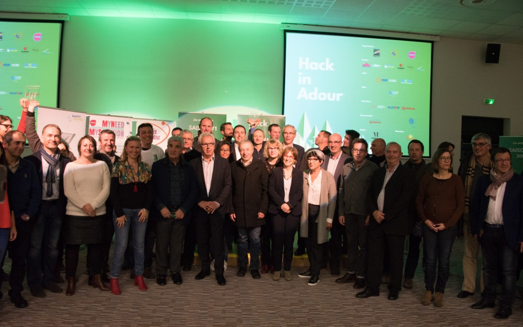 Lauréats de Hack in Adour saison #1