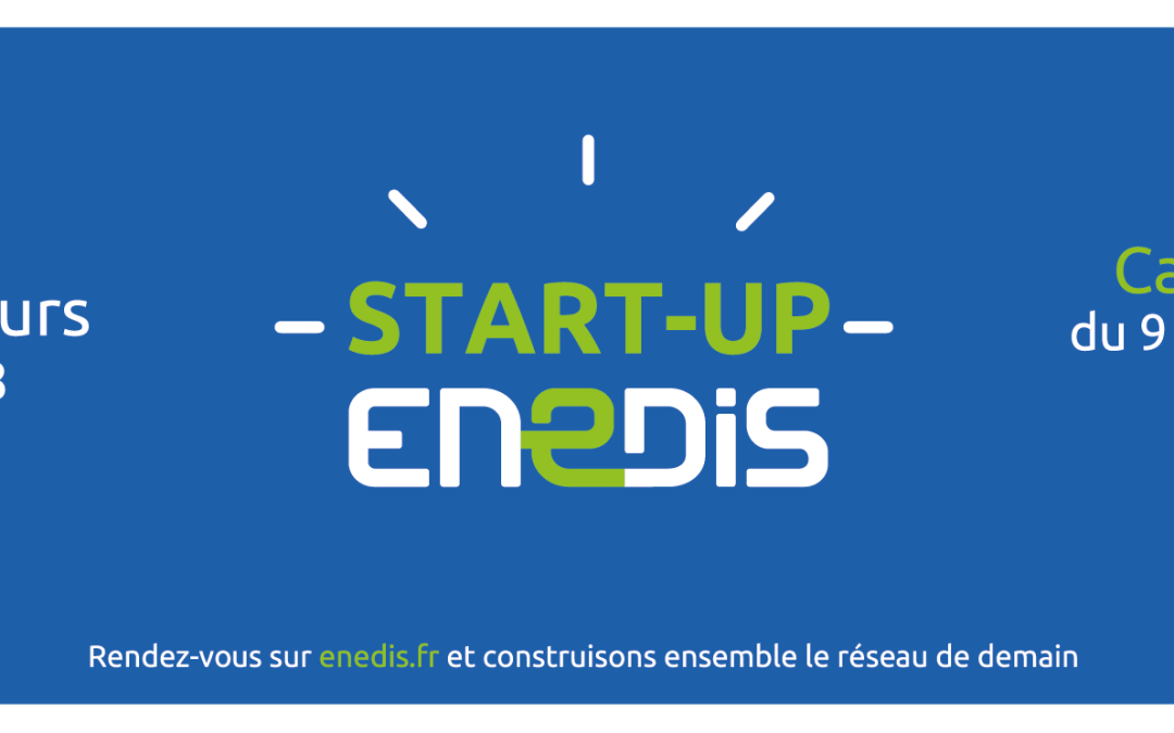 Concours « Start-up Enedis 2018 »