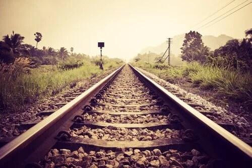 rotaie treno