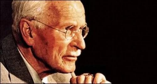 Volto di Carl Gustav Jung