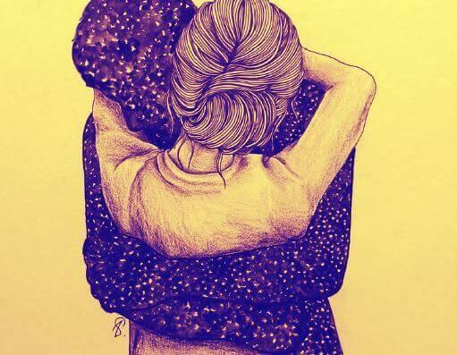 Resultado de imagen para abrazo mirandose a los ojos
