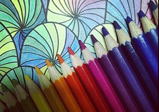 Dibujos anti-estrés