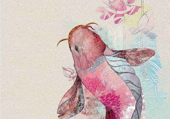 pez rosado
