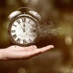 El tiempo: esa gota que se desliza y no podemos parar con la mirada