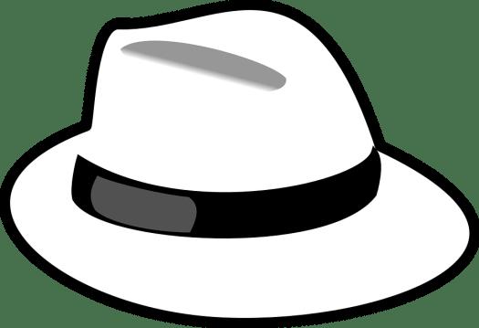 sombrero blanco representando la técnica de los seis sombreros 6c096326c24