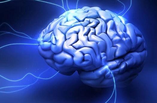Cerebro representando las terapias de choque