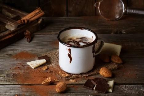 chocolate para deshacernos de las preocupaciones