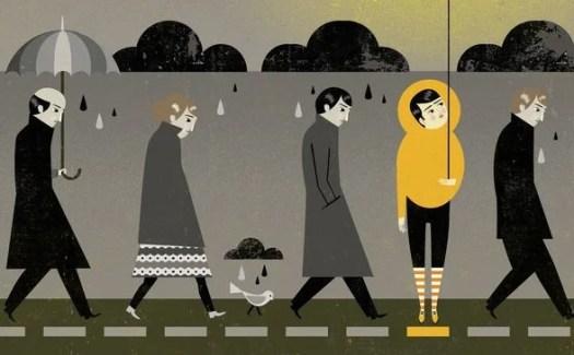 5 diferencias entre tristeza y depresión