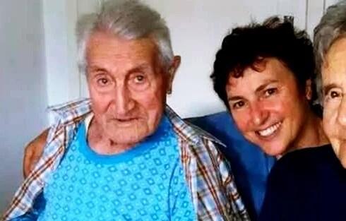 Un hombre de 101 años supera el coronavirus