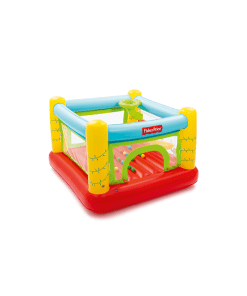 Brincolin Inflable Castillo Infantil Fisher Price
