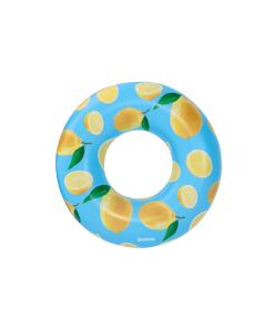 Inflable Flotador de Dona Limón con Olor