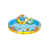 Alberca Inflable Infantil con Pelota / Salvavidas