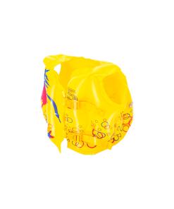 Chaleco Salvavidas Inflable Infantil Amarillo