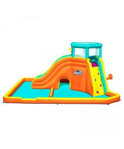 Parque Acuático Inflable Tidal Tower Infantil