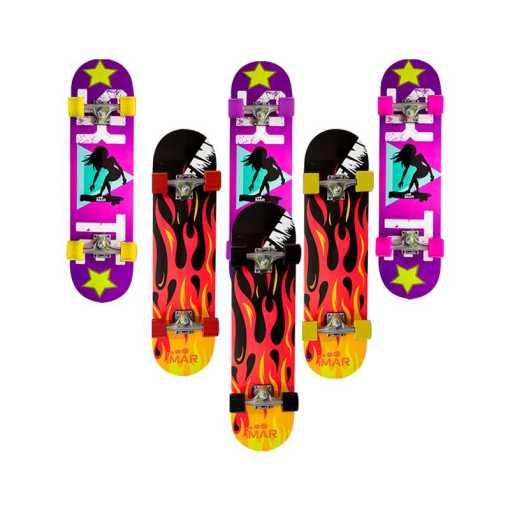 Patineta Tabla Juvenil Skateboard