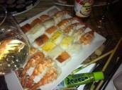 Nigiri y Tamago Sushi