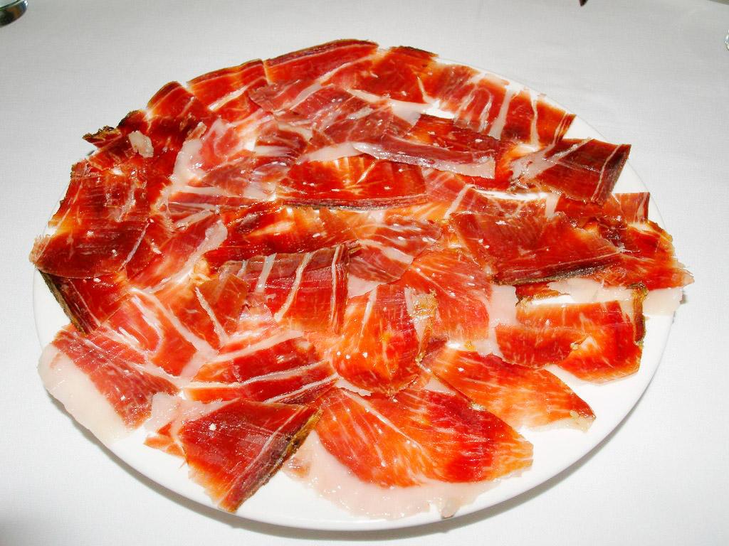 jamon-joselito-meson-asador-abuelo-igualada-barcelona-mesa-habla