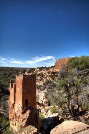 Hovenweep National Monument - Camp at La Mesa RV Park