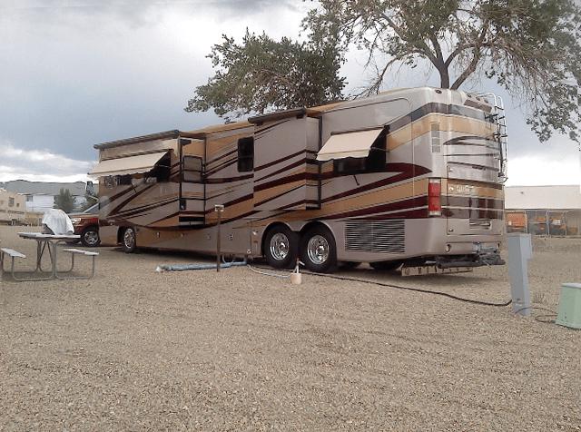 La Mesa RV Park is