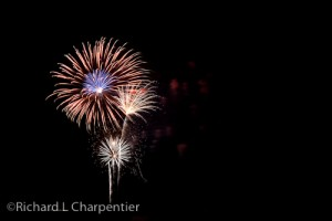 4th of July Fireworks at La Mesa RV Park
