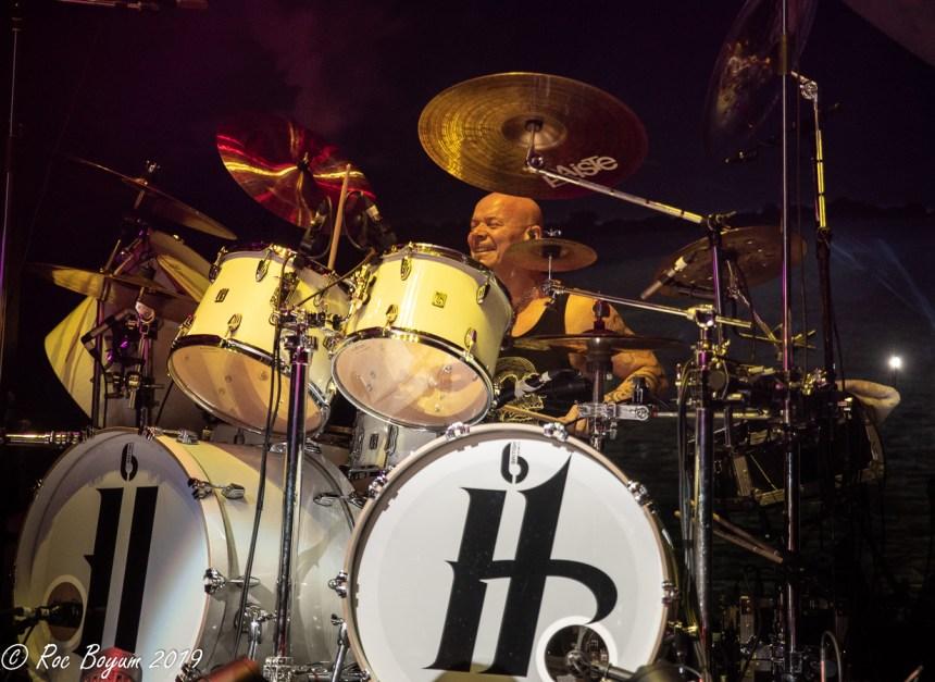 Uriah Heep Live Microsoft Theater