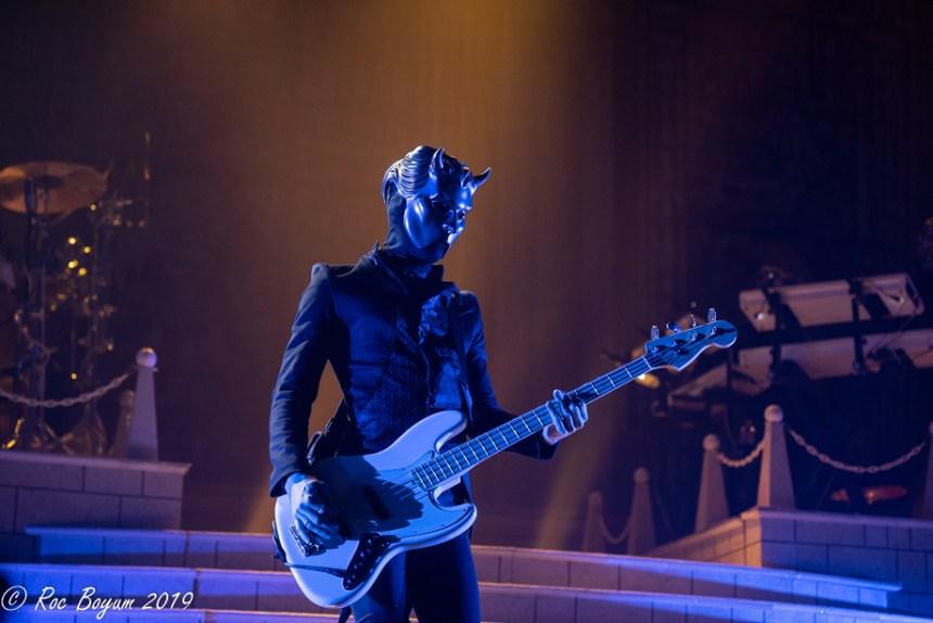 Ghost Live Rabobank Arena Bakersfield
