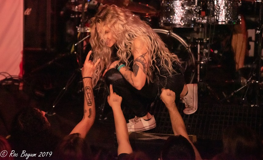 Kobra and the Lotus Live Whisky A Go Go Holly Ca