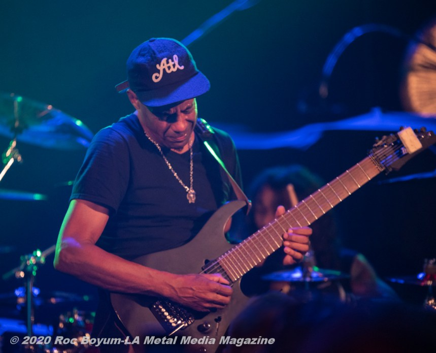 Tony MacAlpine Live Roxy Theater West Hollywood CA