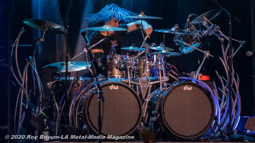 Queensryche Casey Grillo Live House of Blues Anaheim