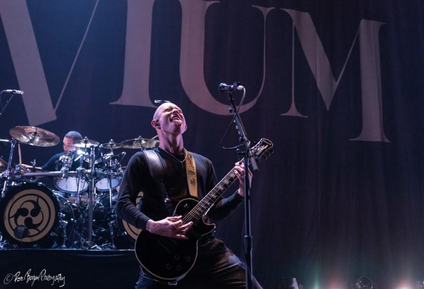 Trivium Live Arizona Federal Theater
